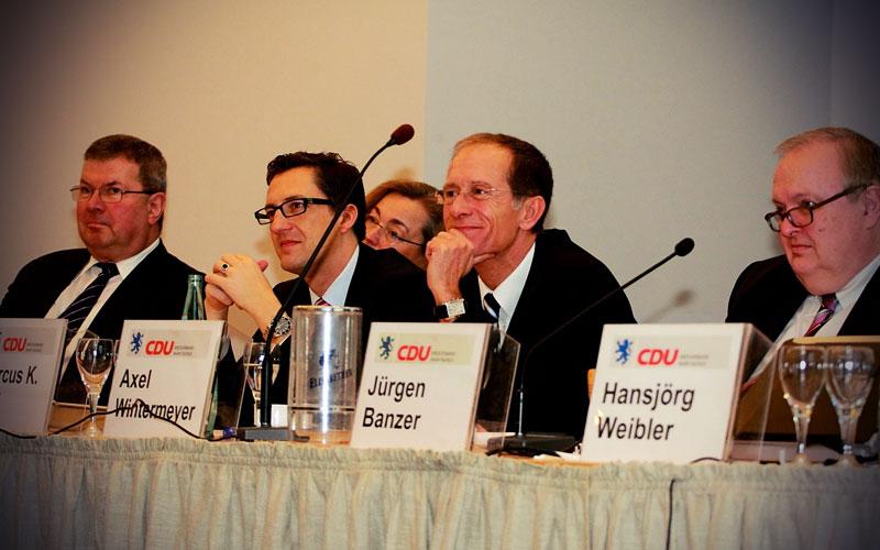 Kreisparteitag der CDU Main-Taunus