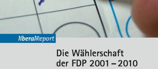 Wer wählte von 2001 bis 2010 die FDP?