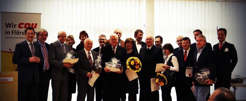 Impressionen des Neujahrsempfangs 2012 der CDU Flörsheim am Main