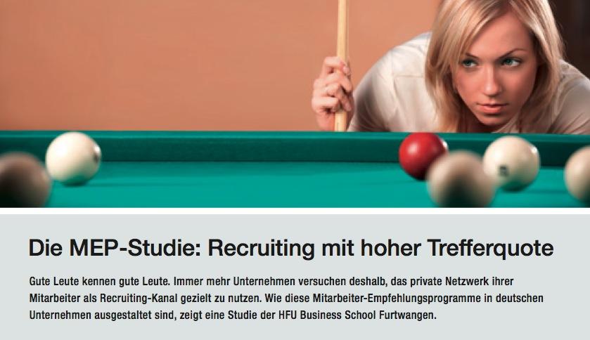 Mein Pressespiegel Recruiting & Employer-Branding Juni 2012