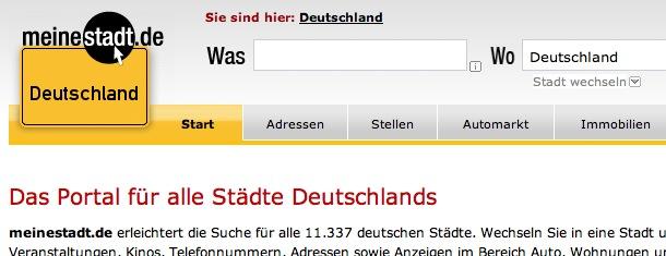 Axel Springer übernimmt allesklar.com AG