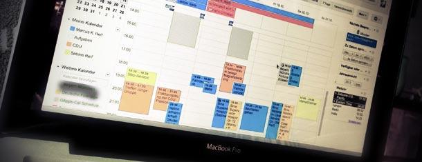 Planung ist das halbe Leben – nützliche Termine für die Jahresplanung 2013