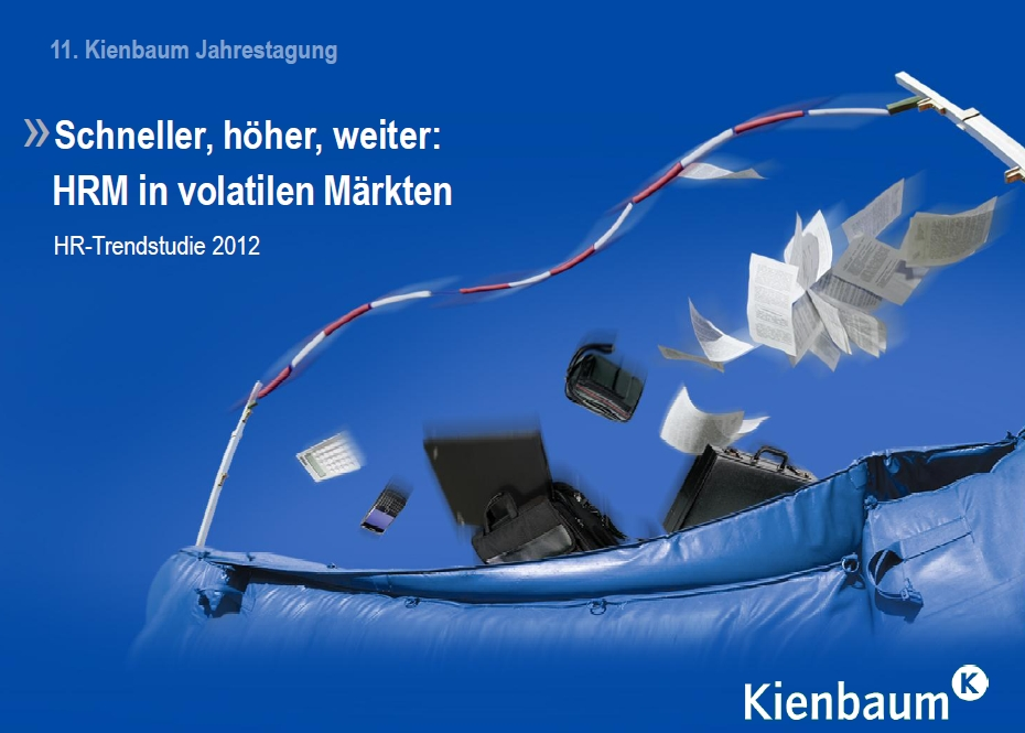 Kienbaum-HR-Trendstudie: Fachkräftemangel ist größte Herausforderung für Personalverantwortliche