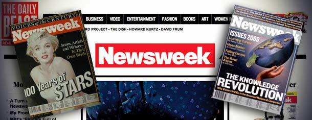 Epochenwechsel und Zukunft der Printmedien am Beispiel Newsweek