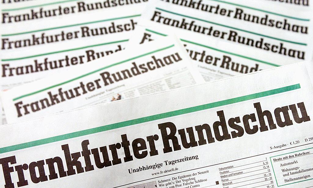 Insolvenz der Rundschau – Perspektive für die Zeitungslandschaft