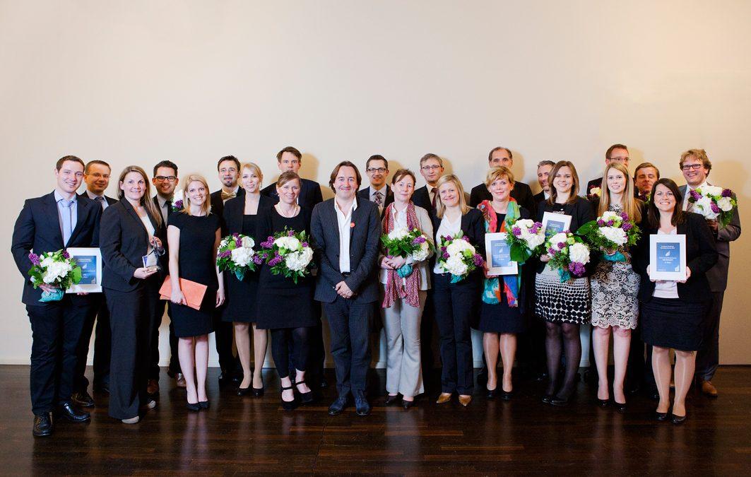 Trendence'sche Employer-Branding-Awards: die Gewinner des Jahres 2013