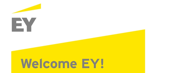 Good-bye Ernst & Young. Welcome EY!