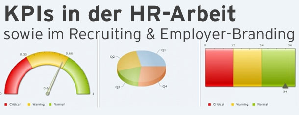 KPIs im Recruiting und Employer-Branding – wie machen wir unseren HR-Wertbeitrag zum Geschäftserfolg?