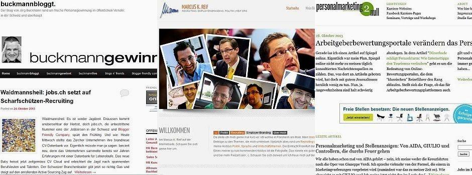 Mein Blog ist nominiert: Deutschlands HR-Blog des Jahres 2013