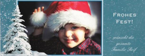 Fröhliche Weihnachten und ein glückliches neues Jahr 2014
