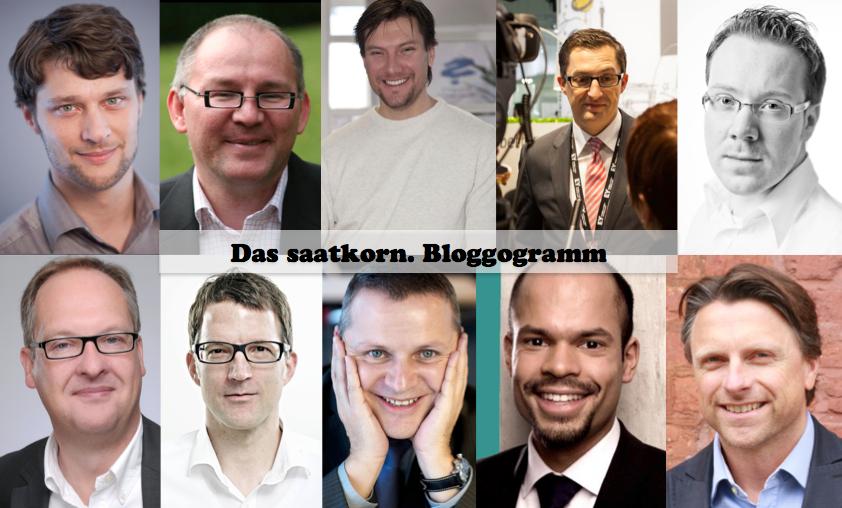 saatkorn. Bloggogramm # 1: Employer Branding und Personalmarketing Highlights 2013