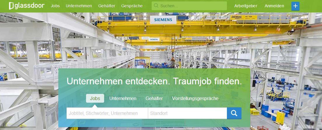 Endlich ernstzunehmender Wettbewerb für Kununu: Glassdoor kommt nach Deutschland