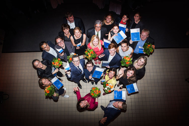Trendence-Awards: Deutschlands beste Karriere-Anzeige 2016