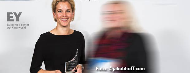 Deutschlands beste Karriere-Anzeige – EY gewinnt Trendence-Award 2015