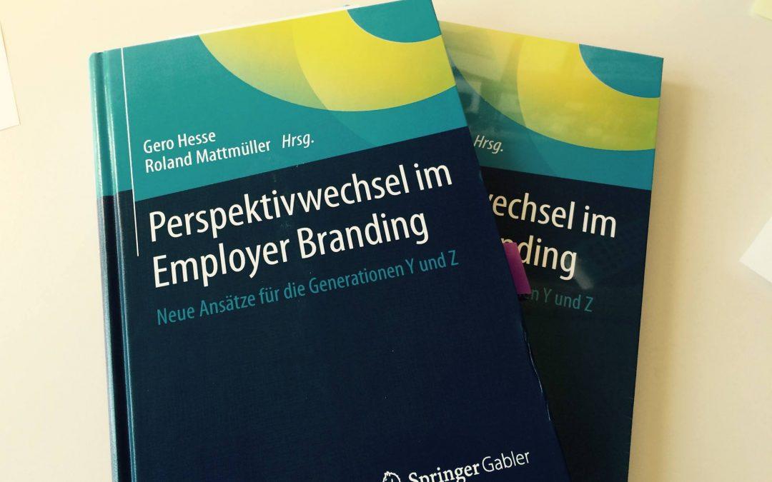 Buchempfehlung: Perspektivwechsel im Employer Branding | Employer Re-Branding