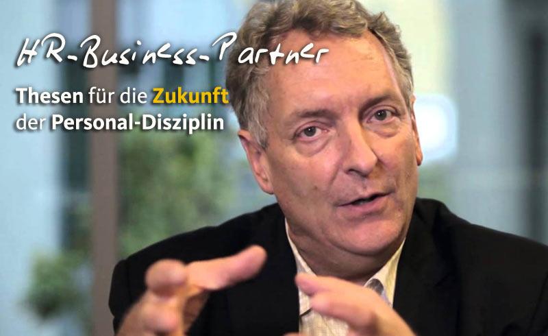 HR als Business-Partner der Fachbereiche – hat das Dave-Ulrich-Modell Zukunft?
