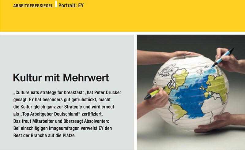 """Sonderheft Personalwirtschaft: """"Kultur mit Mehrwert"""""""