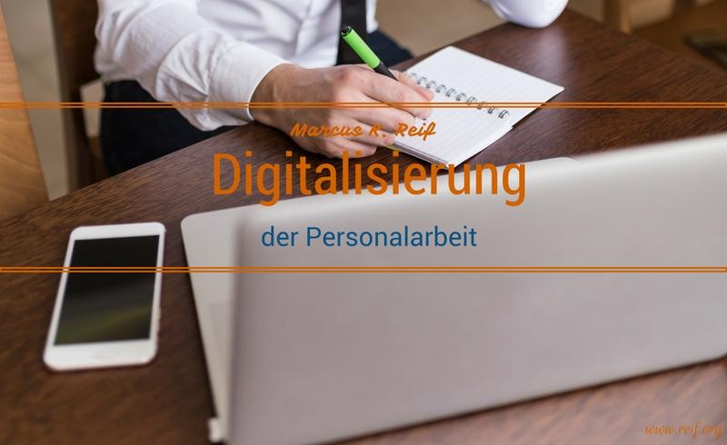 Blick in die Zukunft: die digitale Personalarbeit