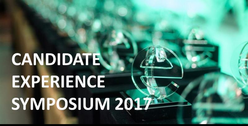 Veranstaltungshinweis: Candidate Experience Symposium 2017