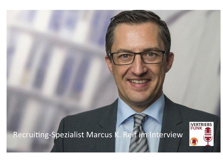 """""""Pinguine rekrutieren Pinguine"""" – Podcast mit Marcus K. Reif"""