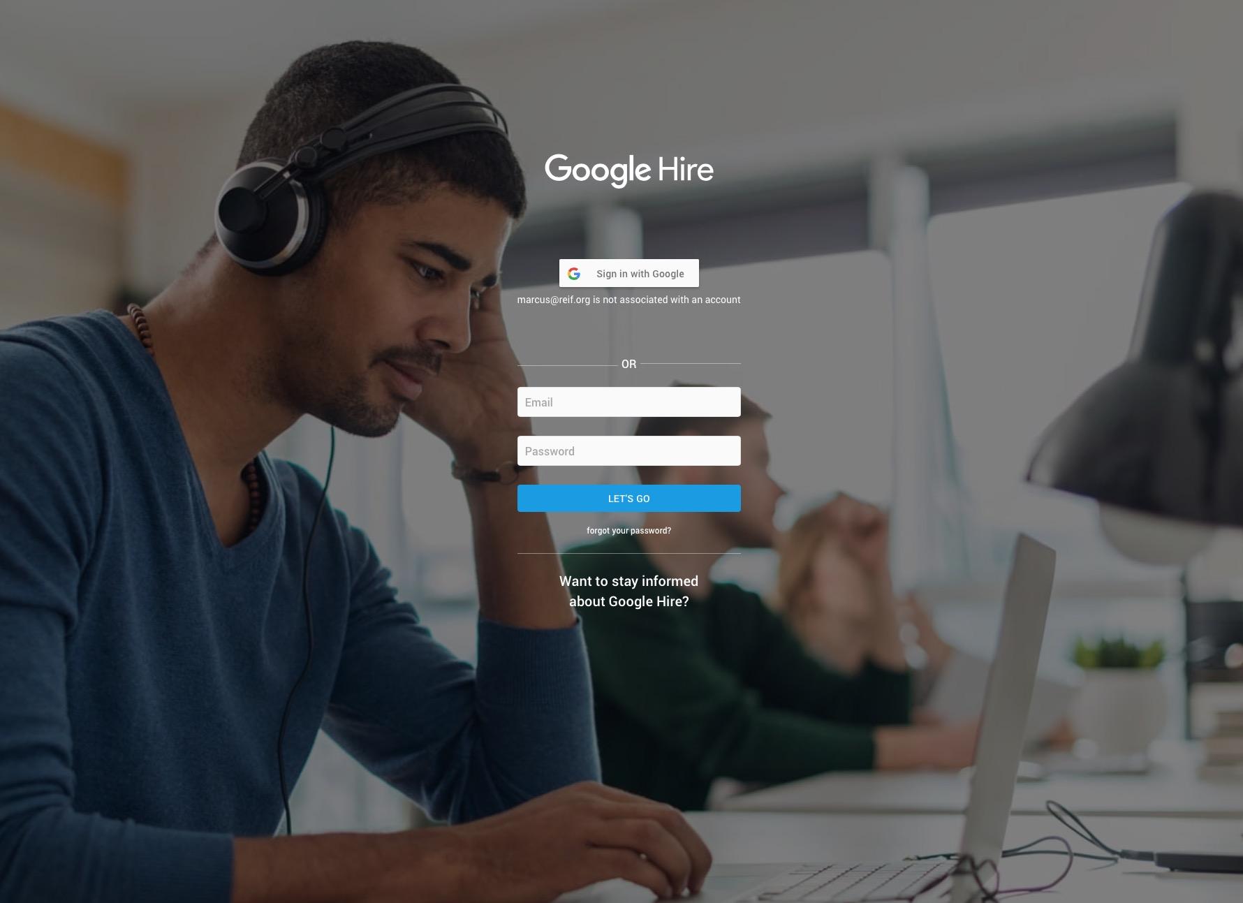 """""""Google for Jobs"""" auf dem Weg zum Perfect-Match"""