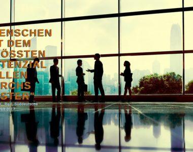 """Süddeutsche: """"Menschen mit dem größten Potenzial fallen durchs Raster"""""""