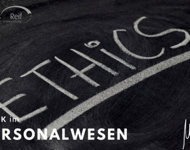 HR-Ethics: Ethik im Personalwesen