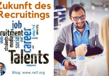 Zukunft des Recruitings: für den Abgesang auf Recruiter gibt es keinen Grund!