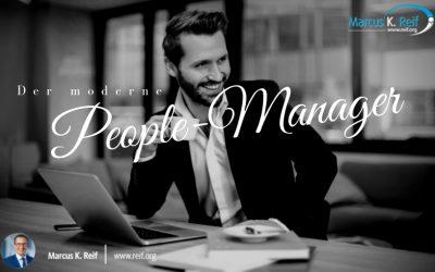 Der moderne People-Manager #HRoftheFuture