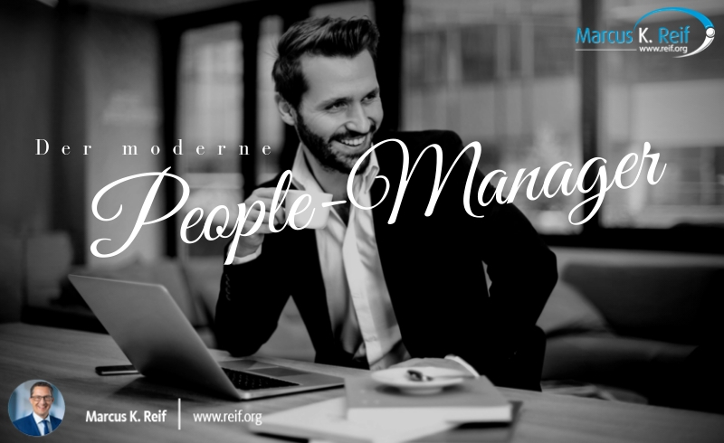 Der moderne People-Manager #HRoftheFuture