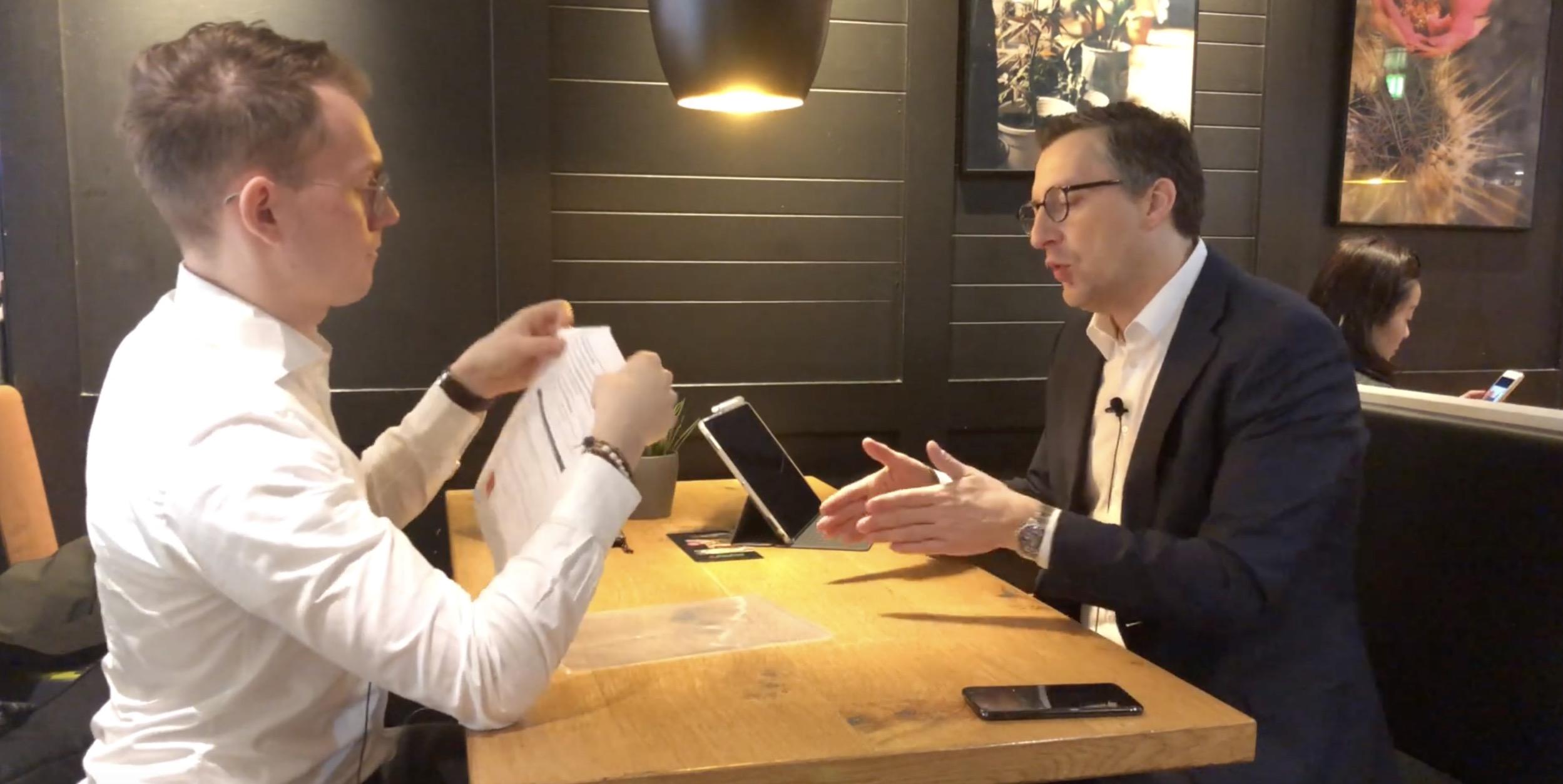 Einstieg und Gehalt als Consultant. Interview mit Marcus K. Reif