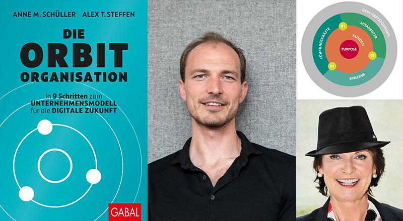 """Buch """"Die Orbit-Organisation"""" von Anne M. Schüller"""