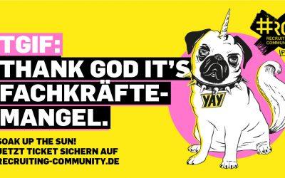 #RC-Festival am 6. und 7. Mai in Köln. Gespräch mit Gero Hesse