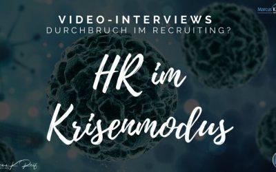 Durchbruch der Video-Interviews im Recruiting?