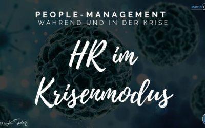 People-Management während der Krise
