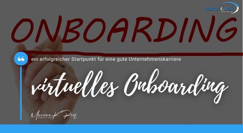virtuelles Onboarding als erfolgreicher Startpunkt für eine gute Unternehmenskarriere